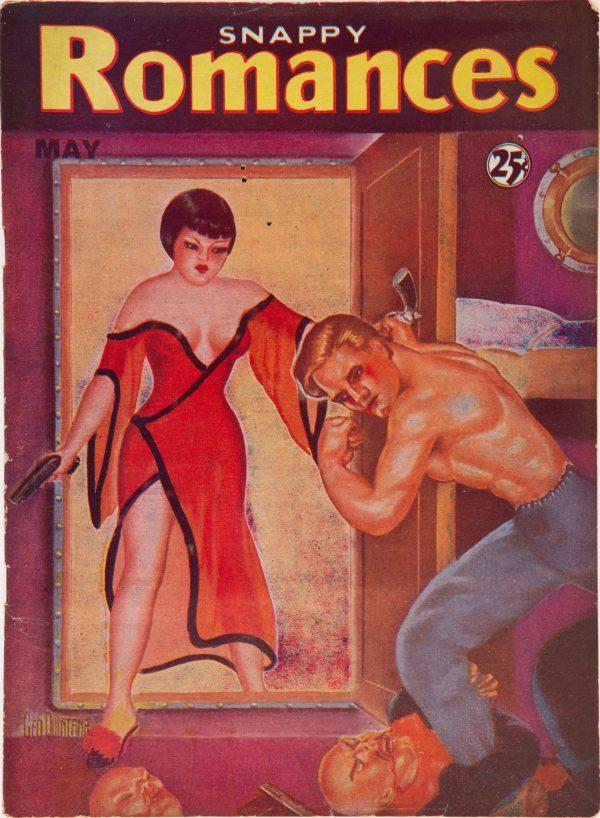 Snappy Romances - May 1935