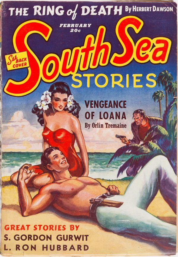 South Sea Stories - February 1940