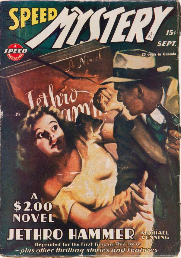 Speed Mystery - September 1945