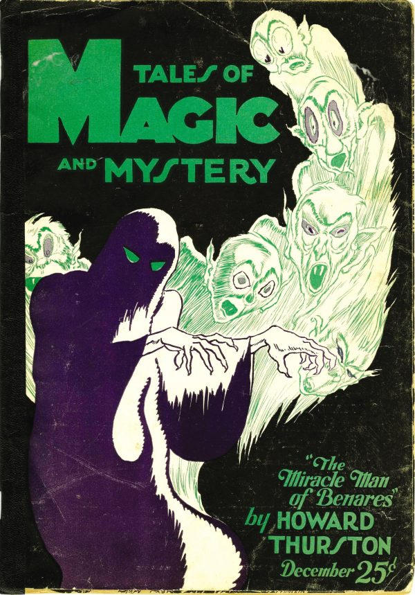 Tales of Magic and Mystery, December 1927