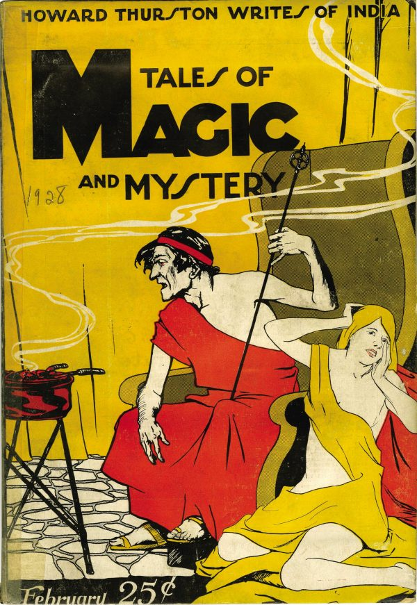 Tales of Magic and Mystery - February 1928