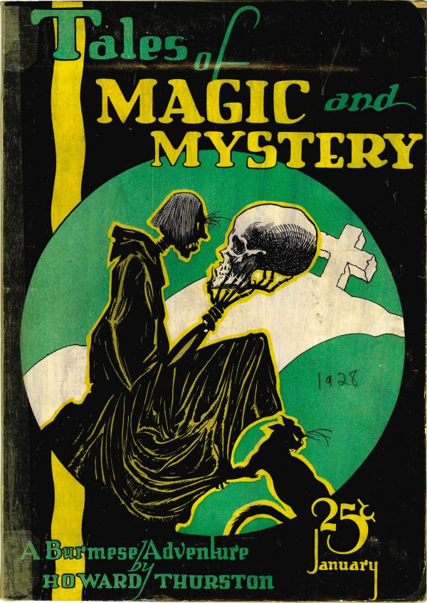 Tales of Magic and Mystery, January 1928