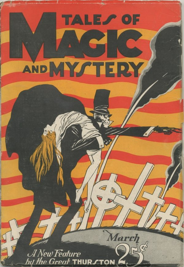 Tales of Magic and Mystery, March 1928
