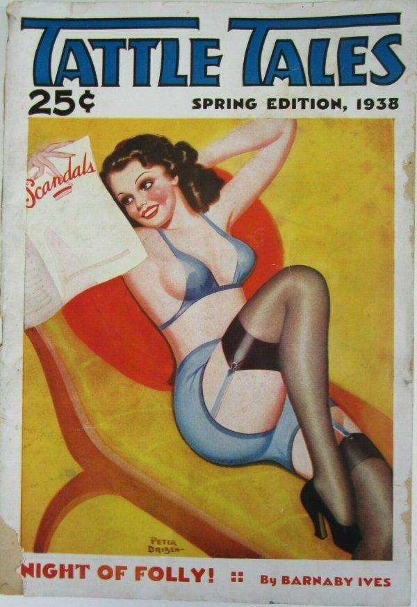 Tattle Tales Magazine Spring Edition, 1938