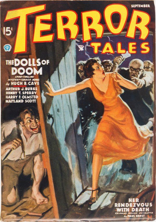 Terror Tales - September 1935