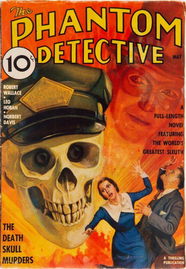 The Phantom Detective - May 1936