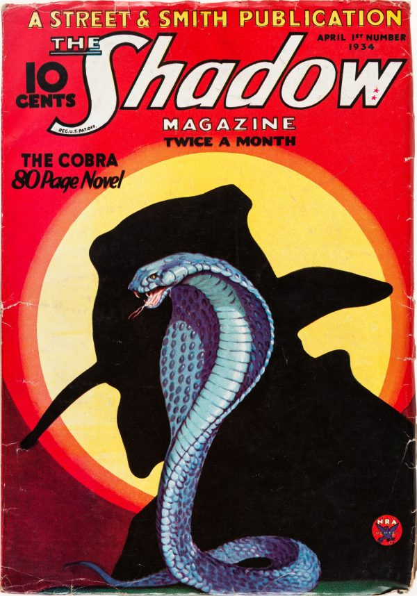 The Shadow - April 1, 1934