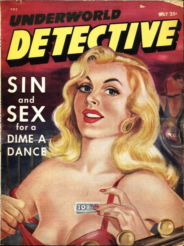 Underworld Detective May 1950