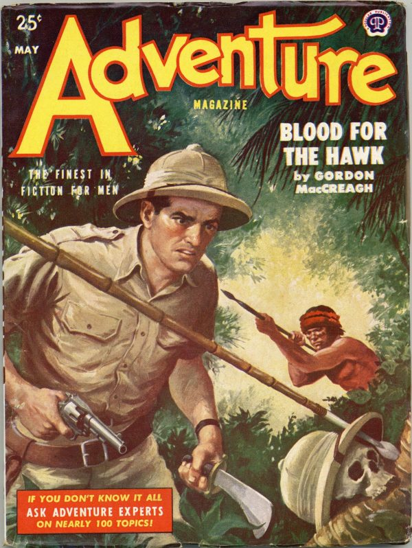 Adventure May 1952