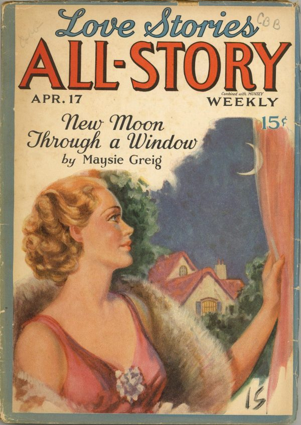 All Story Love April 17, 1937