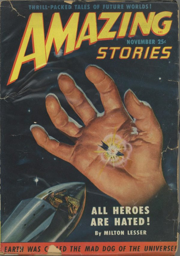 Amazing Stories November 1950