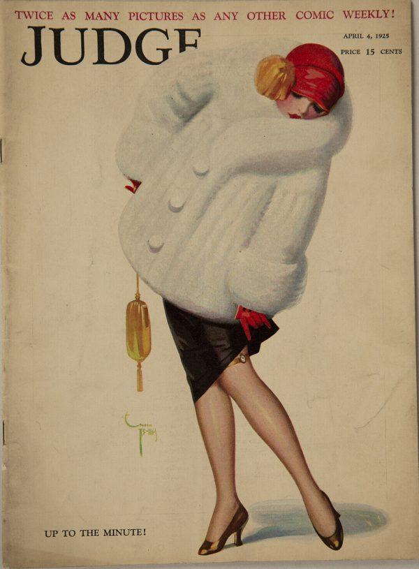 April 1925 Judge Magazine