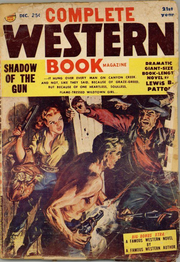 Complete Western Book Magazine December 1954
