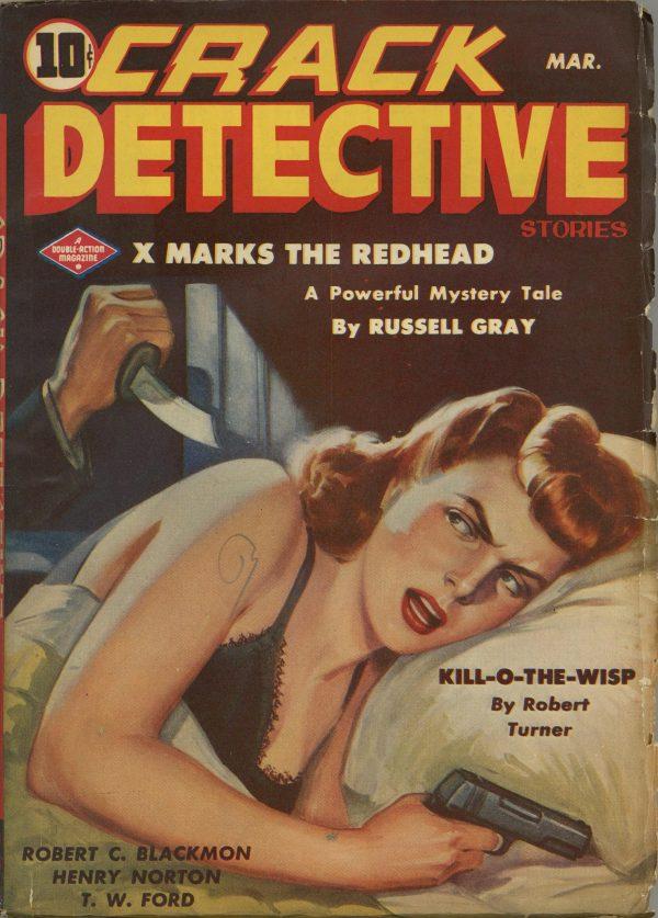 Crack Detective March 1944