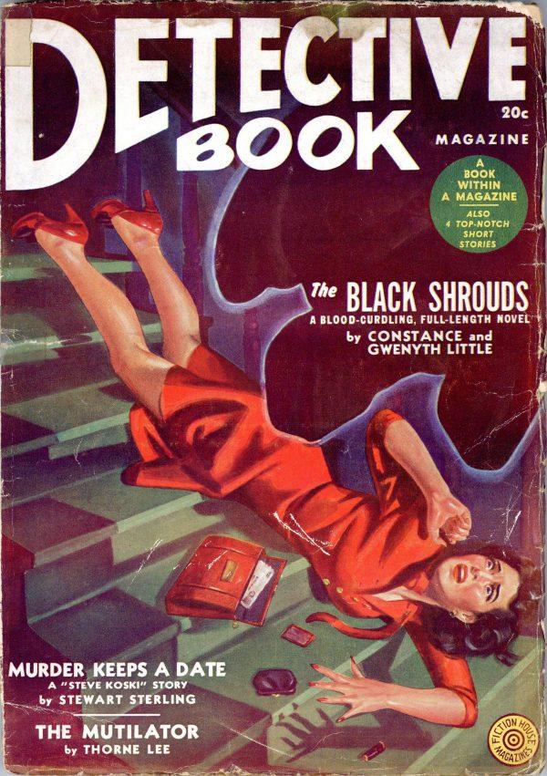 Detective Book Magazine June 1942