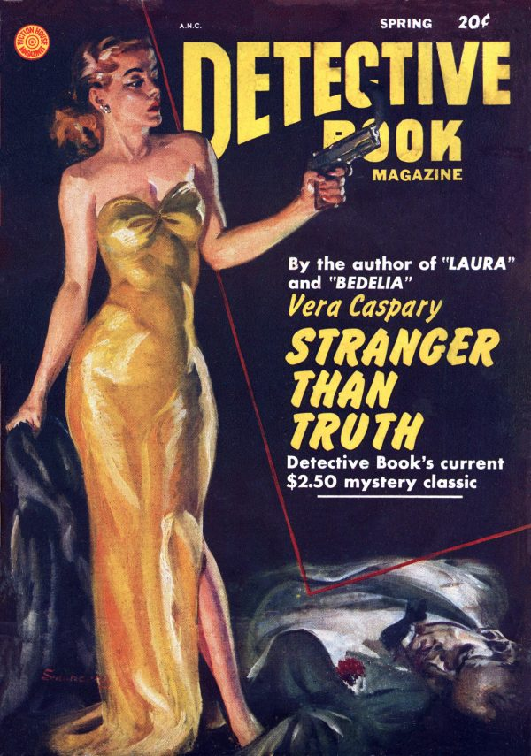 Detective Book Magazine Spring 1947-48