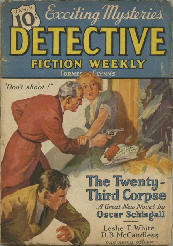 Detective Fiction Weekly January 2 1937