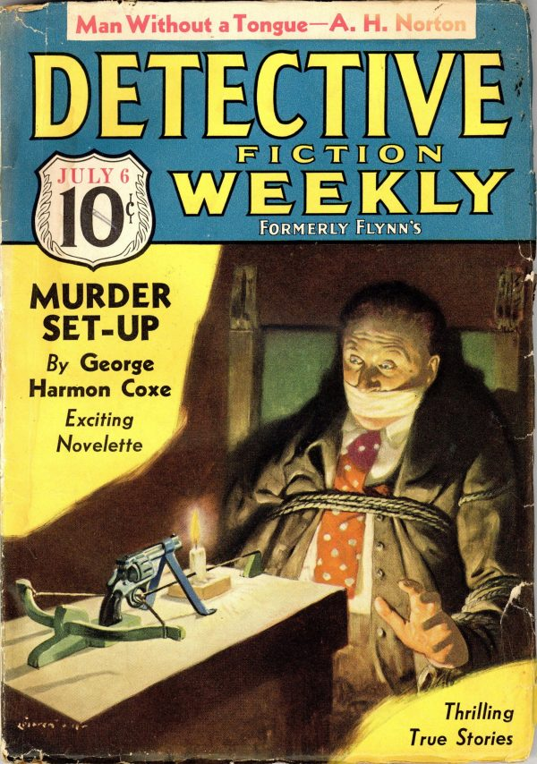 Detective Fiction Weekly July 10th 1935