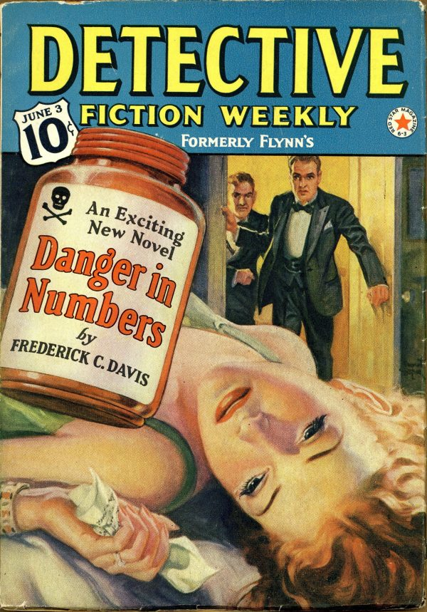 Detective Fiction Weekly June 3rd 1939