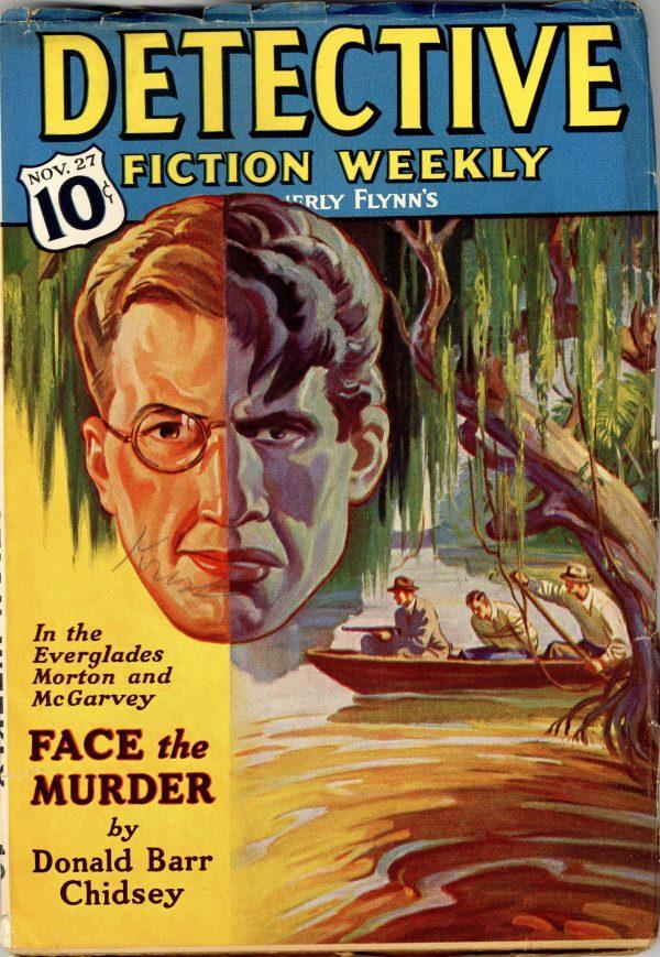 Detective Fiction Weekly November 27 1937