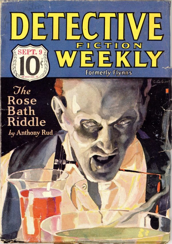 Detective Fiction Weekly September 9 1933