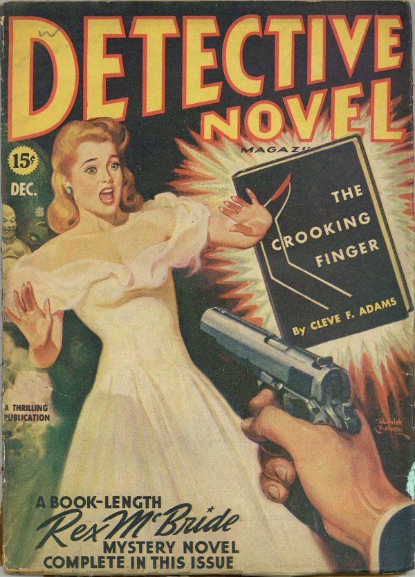 Detective Novels Magazine December 1944