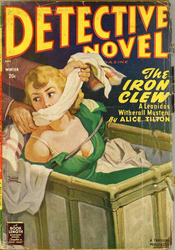 Detective Novels Magazine Winter 1948