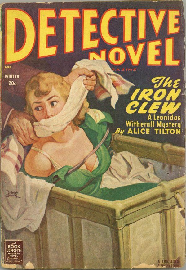 Detective Novels Winter 1948