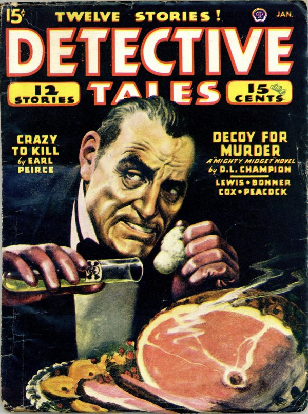 Detective Tales January 1947