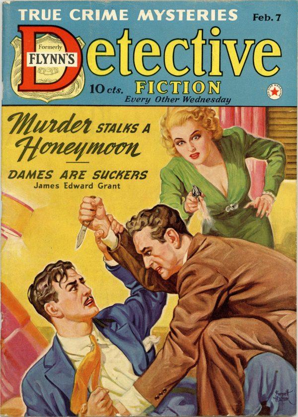 February 7, 1942 Detective Fiction