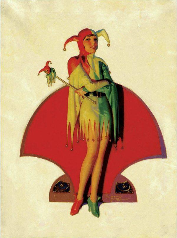 Film Fun cover May, 1930