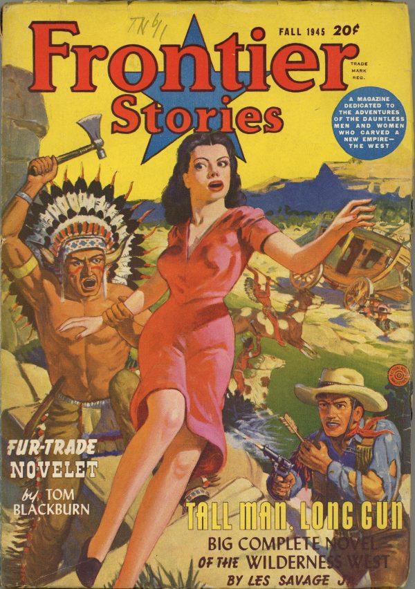 Frontier Stories September 1945