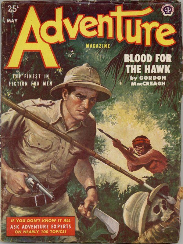 May 1952 Adventure