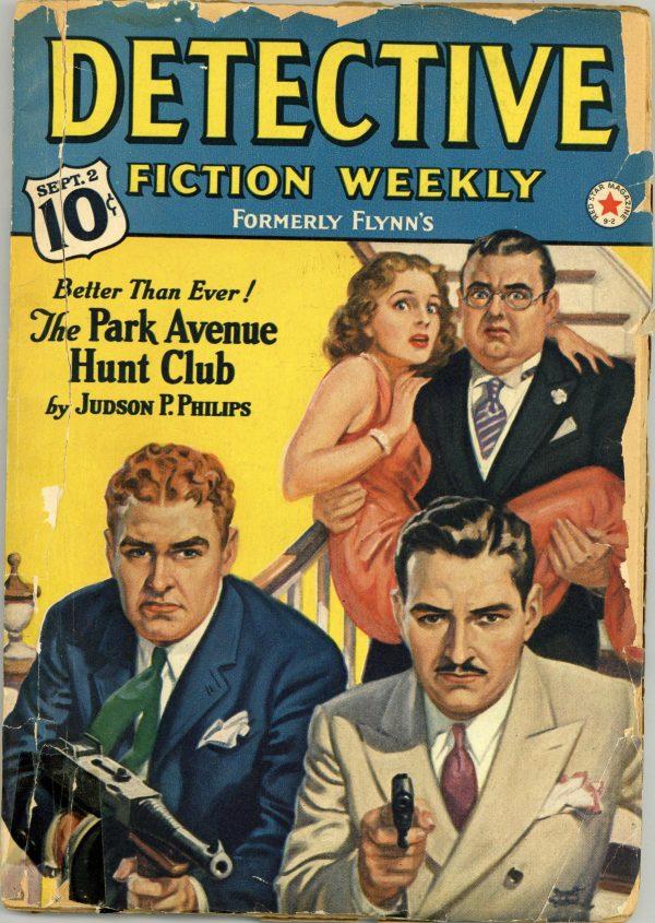September 2, 1939 Detective Fiction