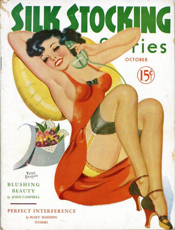 Silk Stocking Stories October 1937