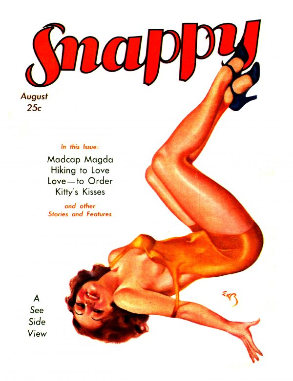 Snappy August 1931