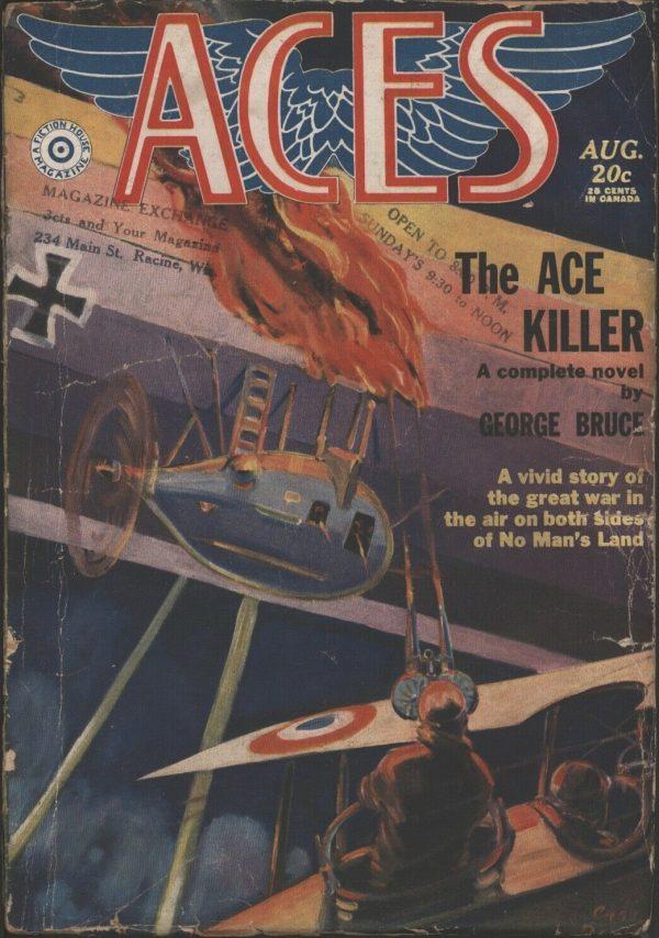 Aces 1930 August