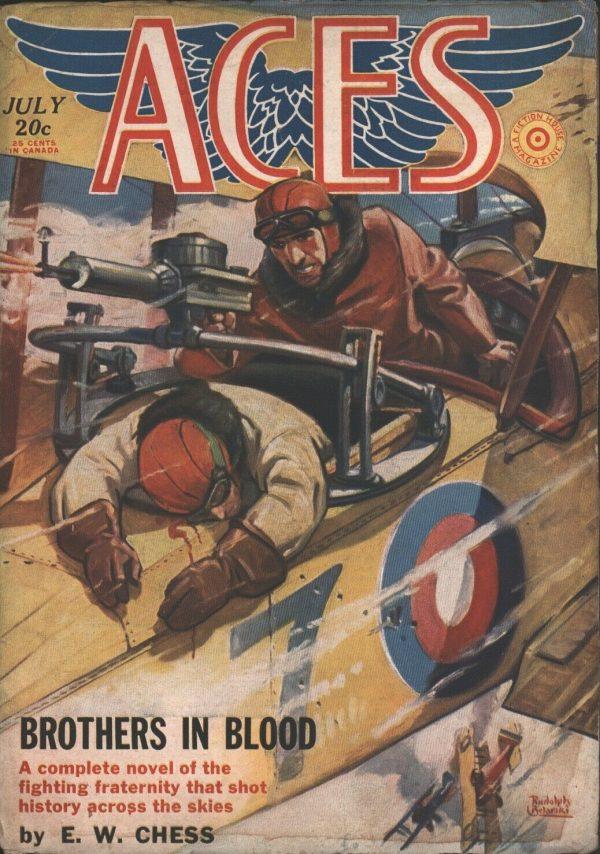 Aces 1930 July