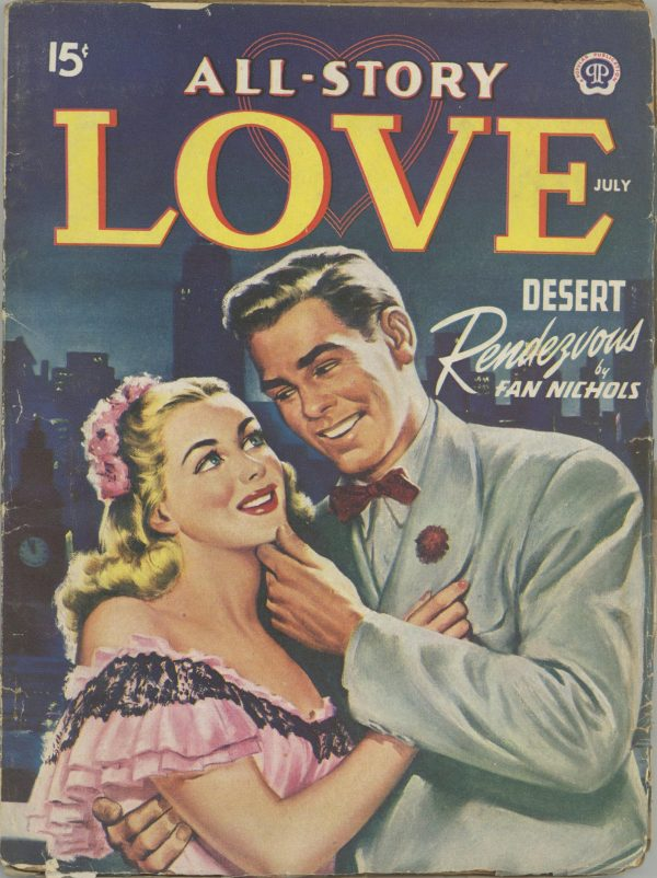 All-Story Love July 1947