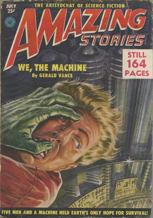Amazing Stories July 1951