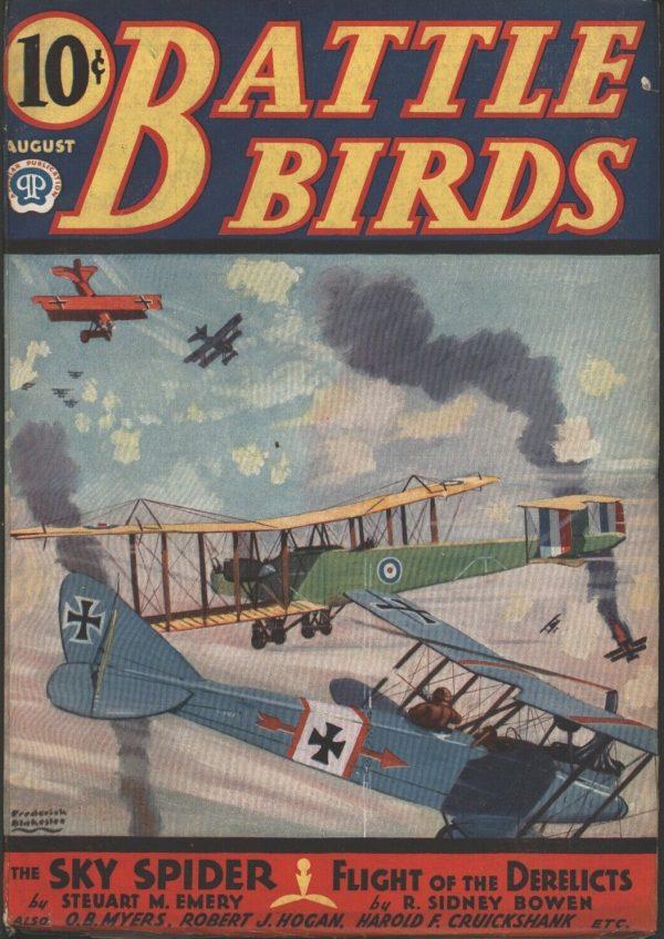 Battle Birds 1933 August