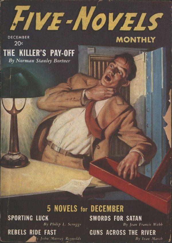 Five-Novels Monthly 1939 December