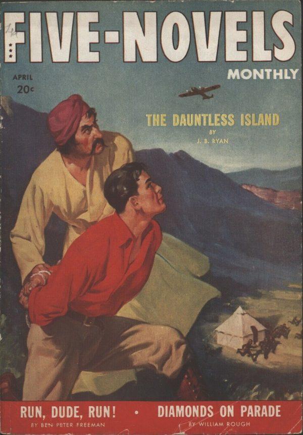 Five-Novels Monthly 1942 April
