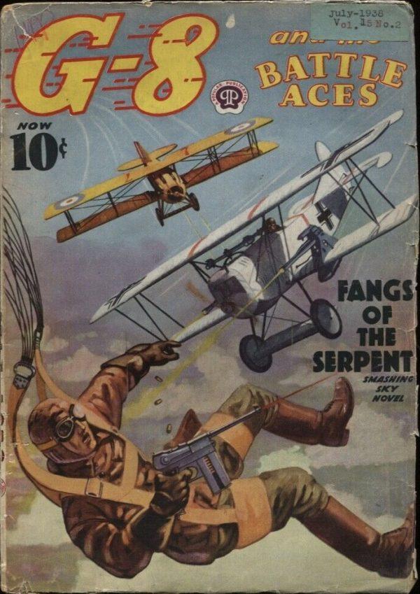 G-8 1938 July