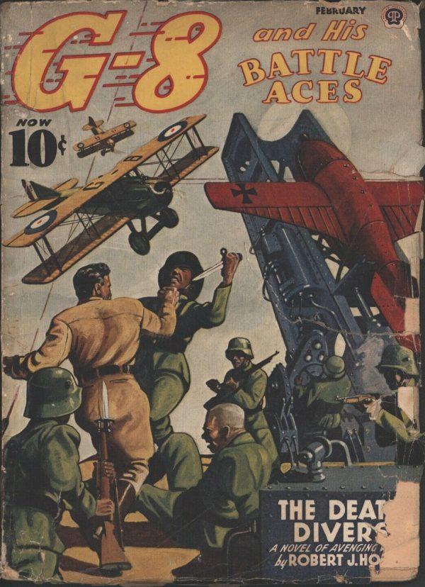 G-8 1942 February