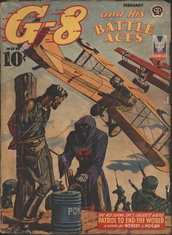 G-8 1943 February