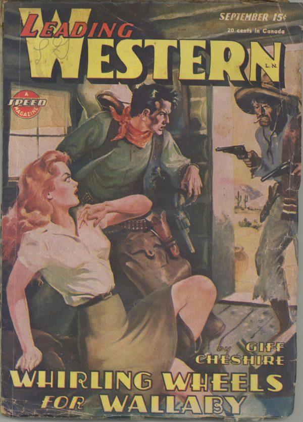Leading Western September 1945