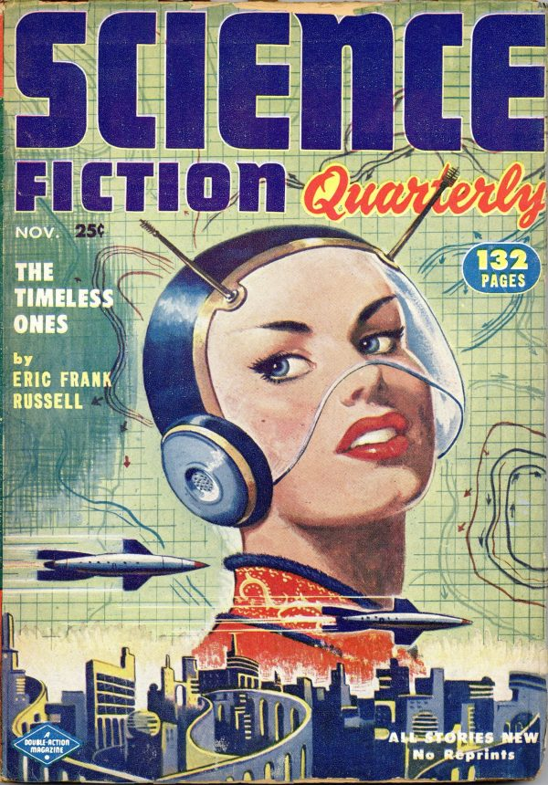 Science Fiction Quarterly November 1952