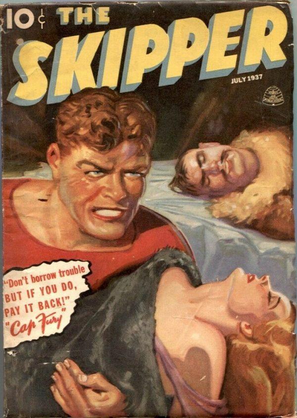 The Skipper July 1937