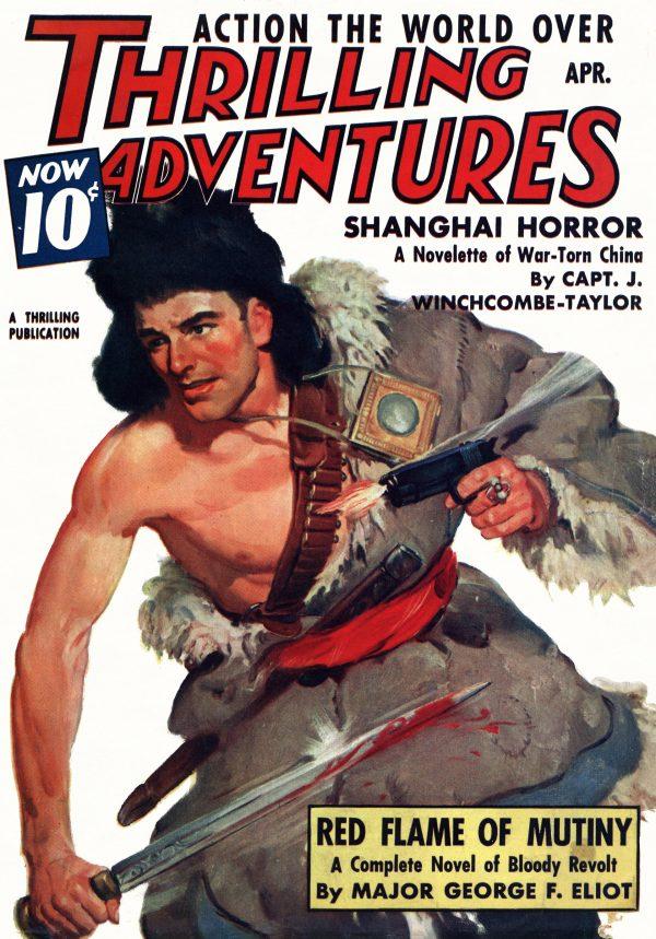 Thrilling Adventures April 1938